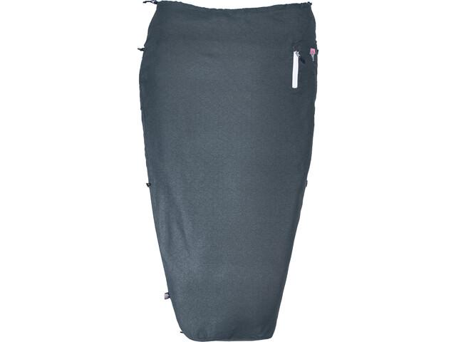 Grüezi-Bag The Feet Heater Set with Cotton Bag, smoky blue